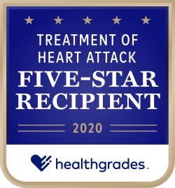 Treatment of Heart Attack Five-Star Recipient 2020